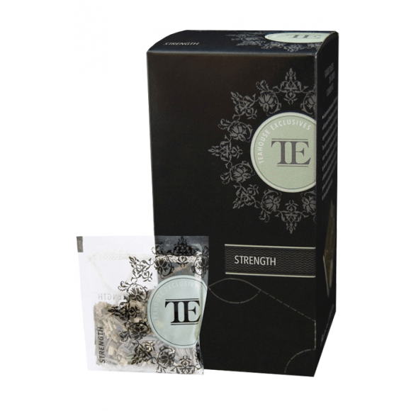 Lot de 6 Infusions bien-être Strength (renforce) sachet 15 x 3.5g