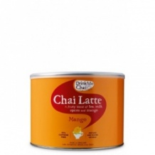 Lot de 4 Chai Latte Mango en poudre boîte 1kg