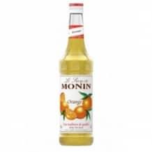 Lot de 6 Sirops Orange bouteille verre 700ml