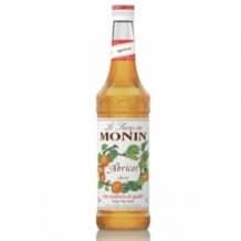 Lot de 6 Sirops Abricot bouteille verre 700ml