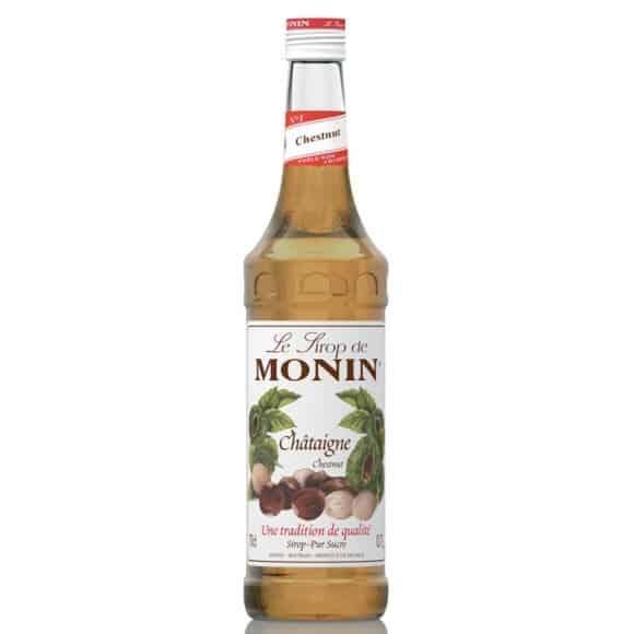 Lot de 6 Sirops Châtaigne bouteille verre 700ml