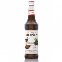 Lot de 6 Sirops Chocolat bouteille verre 700ml