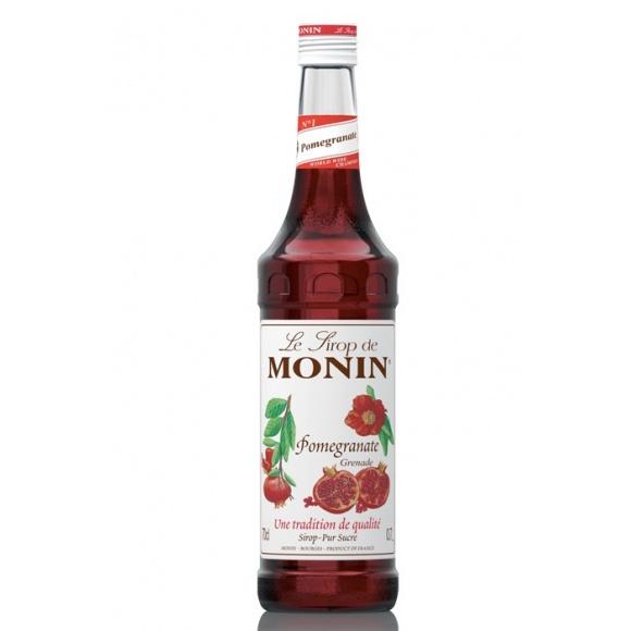 Lot de 6 Sirops Pomegranate bouteille verre 700ml