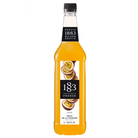 Sirop Fruit de la Passion bouteille PET 1L