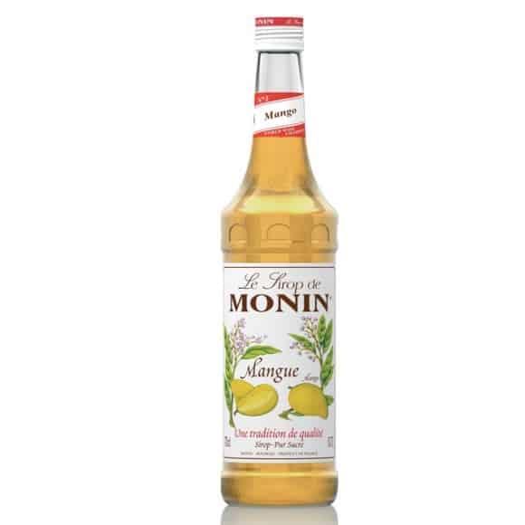 Lot de 6 Sirops Mangue bouteille verre 700ml