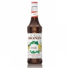 Monin Lot de 6 Sirops Irish bouteille verre 700ml