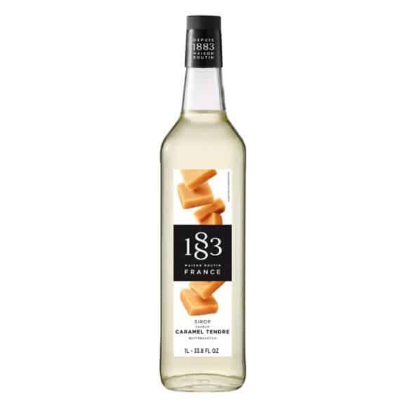 Sirop Caramel Tendre bouteille PET 1L