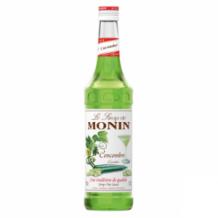 Lot de 6 Sirops Concombre bouteille verre 700ml