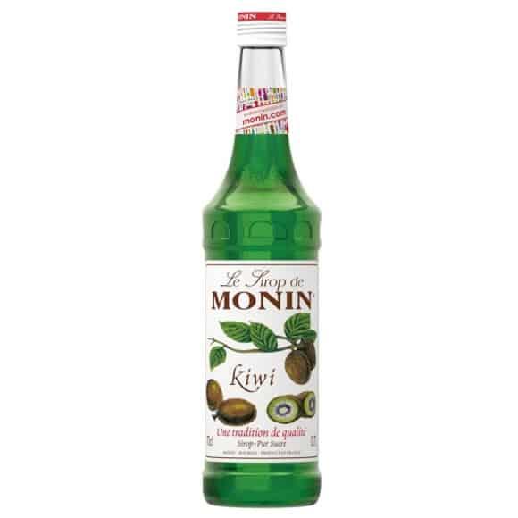 Lot de 6 Sirops Kiwi bouteille verre 700ml