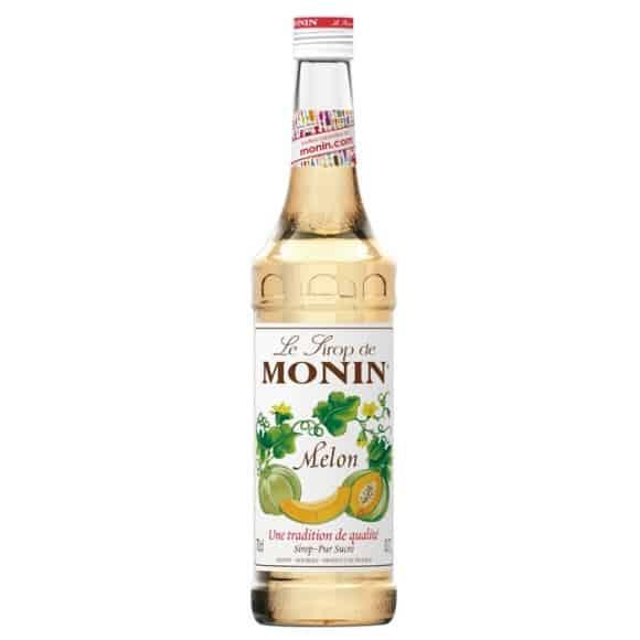Lot de 6 Sirops Melon bouteille verre 700ml