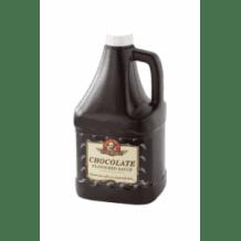 Lot de 6 sauces Chocolat noir bidon 2.5kg