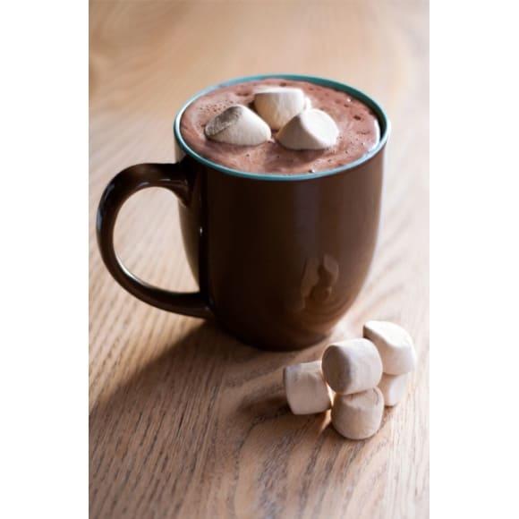 Lot de 12 Mini marshmallow blanc sachet 150g
