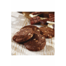 Lot de 12 sachets Cookies Triple Choc 6 x 65g