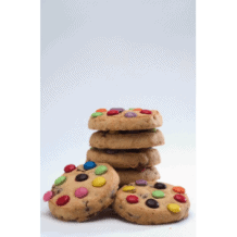 Lot de 12 sachets Cookies Dotty 6 x 65g