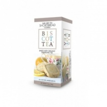 Lot de 6 boîtes Shortbread Earl Grey 160g