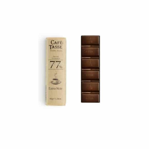 Présentoir Bâtons Chocolat noir 77% 15 x 45g