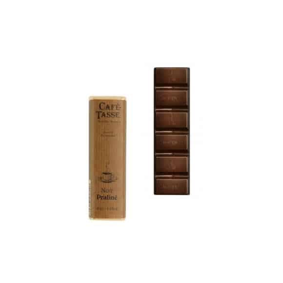 Promo -30% Présentoir Bâtons Chocolat noir fourré Praliné 15 x 45g DLUO 15/12/17