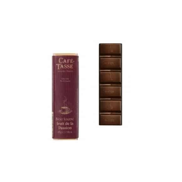 Présentoir Bâtons Chocolat noir fourré Passion 15 x 45g