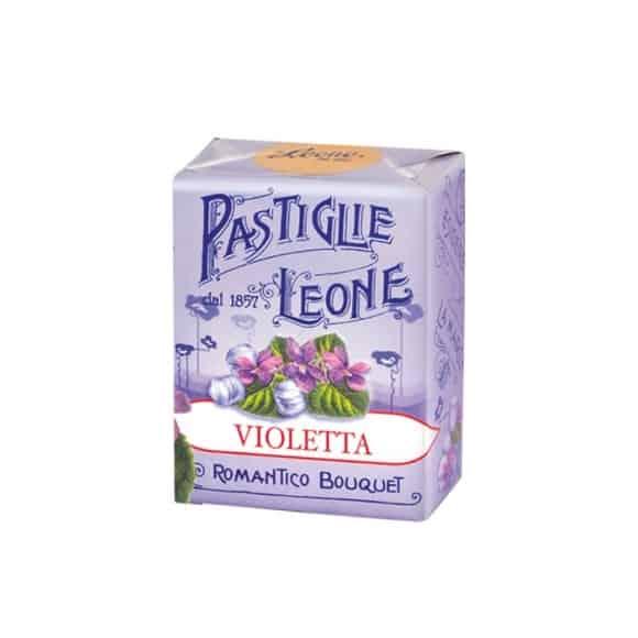Présentoir Pastilles Violette 18 x 30g