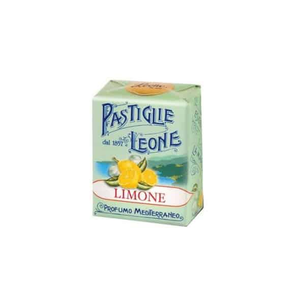 Présentoir Pastilles Citron 18 x 30g