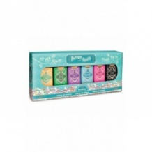 Coffret Retro Chic Pastille Fruits 6 x 42g