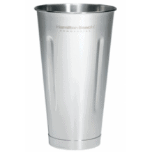 Bol Inox 750ml conique pour Drink Mixer