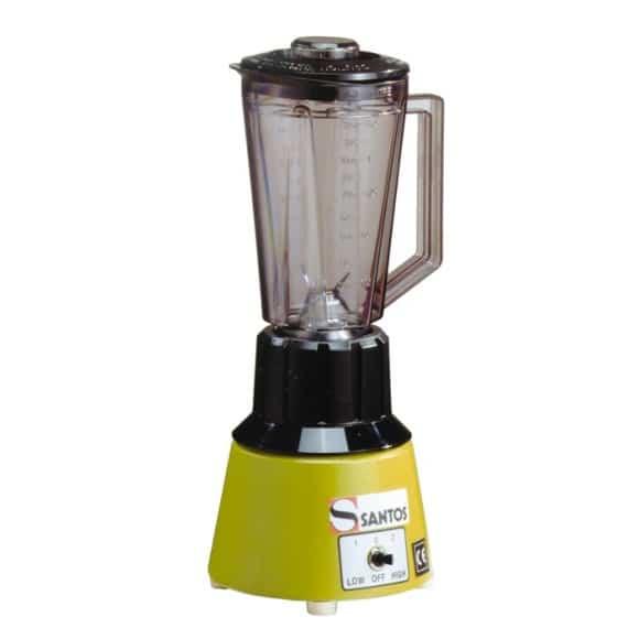 Mixeur de bar n°33 Vert avec 1 jarre 1,25L
