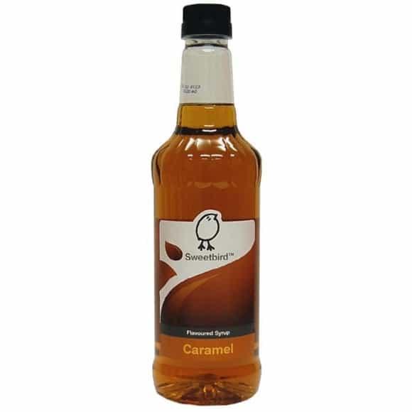 Sirop Caramel bouteille PET 1L
