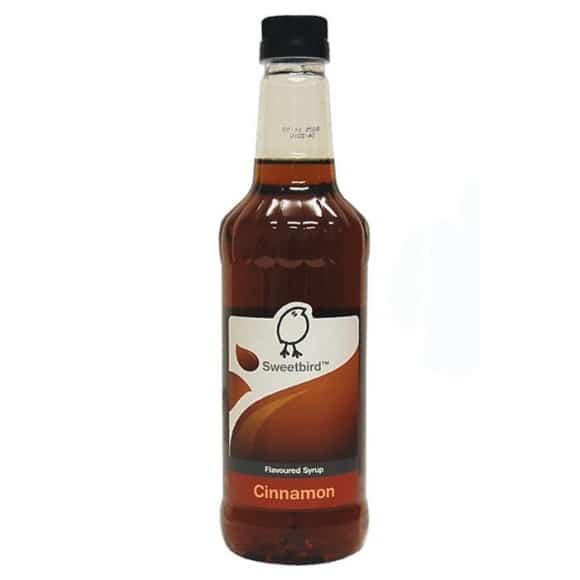 Sirop Cannelle bouteille PET 1L
