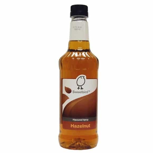 Sirop Noisette bouteille PET 1L