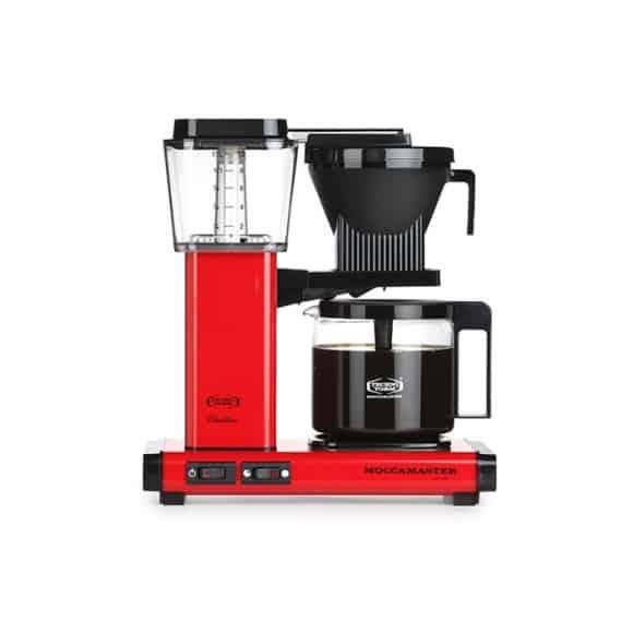 Cafetière filtre Technivorm Rouge