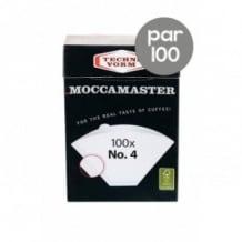 Filtres papier pour cafetière filtre Technivorm x 100