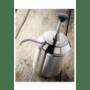 Pompe inox avec bec verseur