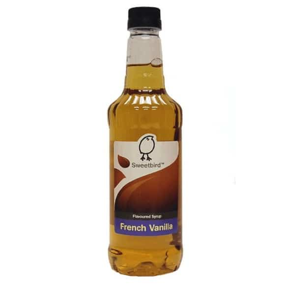 Sirop French Vanilla bouteille PET 1L