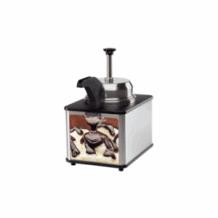 Réchauffeur de sauce 2,80L avec pompe polycarbonate