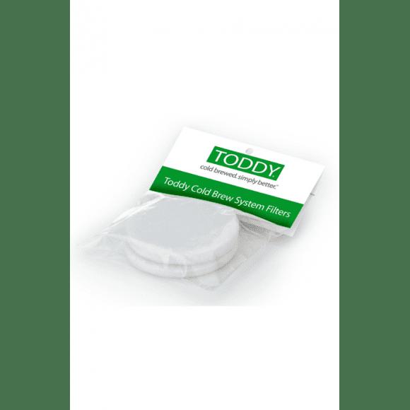 Filtres lavables et réutilisables pour Toddy x 2