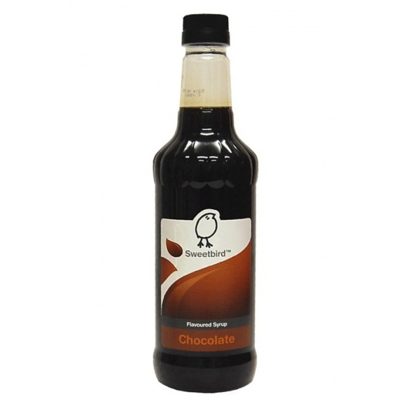 Sirop Chocolat bouteille PET 1L