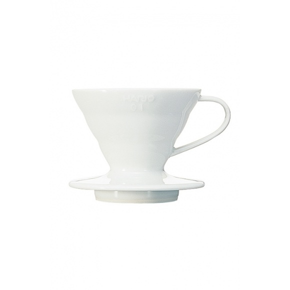 Dripper V60 Céramique blanc 1-2 tasses