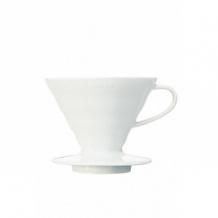 Dripper V60 Céramique blanc 1-4 tasses