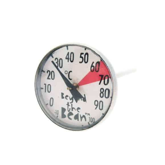 Thermomètre à lait L.125 mm