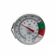 Easy Steam Thermomètre à lait L.178 mm avec clip