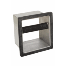 CARRE Knock Box Sans Fond en inox
