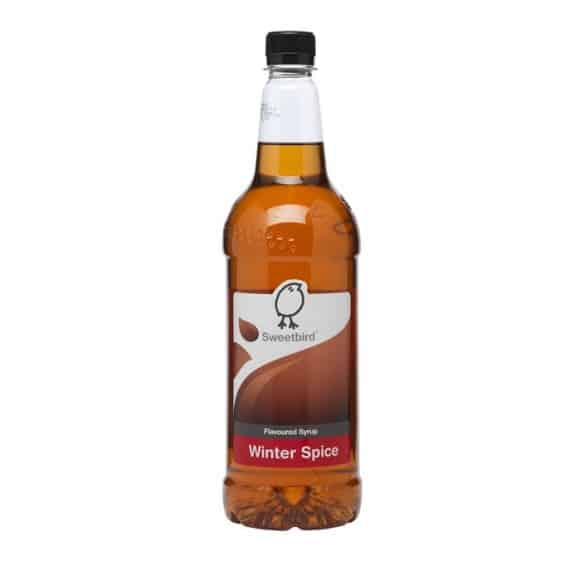 Sirop Winter Spiced bouteille PET 1L