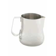 Pot à lait BELL en inox 16oz-450ml