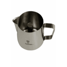 Pot à lait en inox avec tube central 20oz-590ml