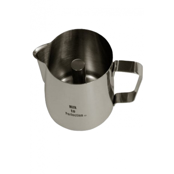 Pot à lait en inox avec tube central 32oz-9500ml