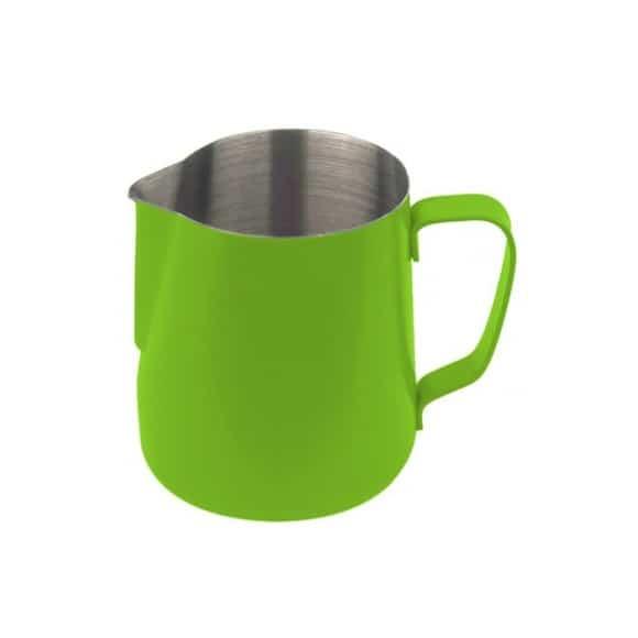 Pot à lait inox exterieur Téflon Vert 20oz-590ml