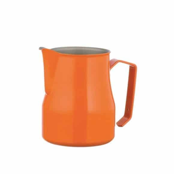 Europa Pot à lait Orange Inox 25oz-750ml