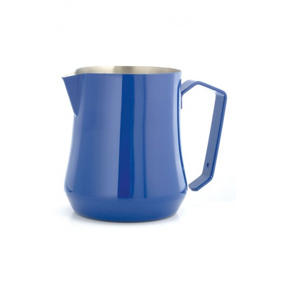 Tulip Pot à lait Bleu Inox 17oz-500ml