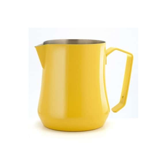 Tulip Pot à lait Jaune Inox 17oz-500ml